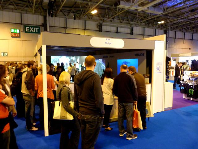 Gadget Show 2014 | Philips PicoPix PPX3610 review