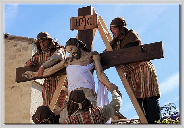 7 Via Crucis Semana Santa en Briviesca