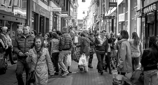 Streetphotography AFH - The Hague NL 2014