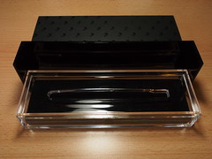 Pilot Capless Fountain Pen Matt Black - Box 2