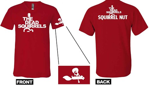 Squirrels shirt