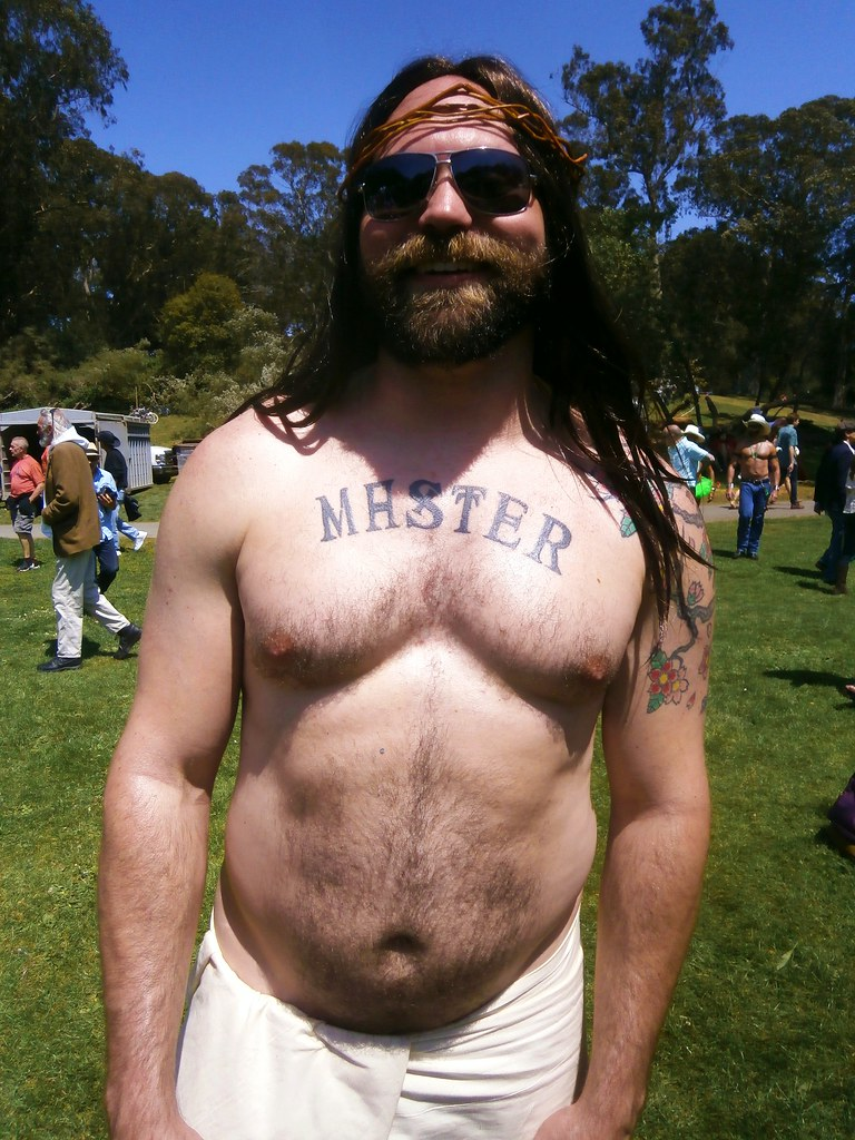 MASTER ! HUNKY J ! (  safe photo )