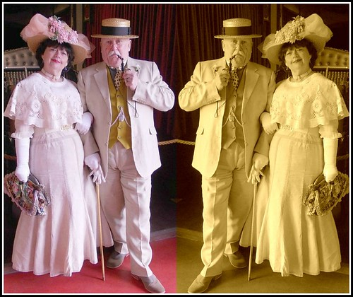 Edwardian Easter Weekend ..
