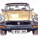 MG Midget 1971 colour champagne by shiembcn