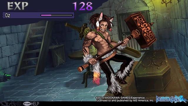 Demon Gaze 1
