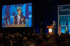 Secretary Kerry Delivers Remarks at the Export-Import Bank Annual Conference