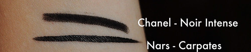 Swatch Nars e Chanel