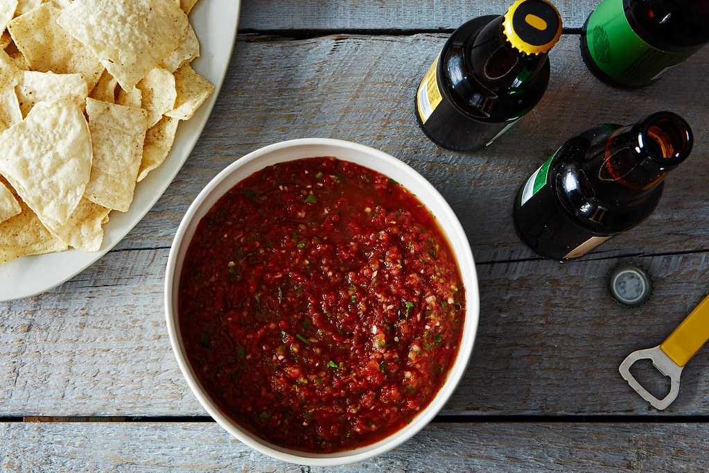 How to Make Salsa on Food52