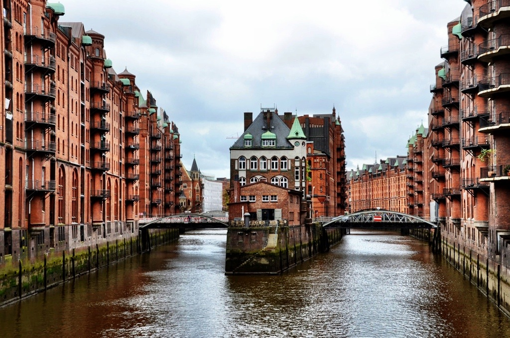 Living Out Steampunk Dreams In Hamburg The Speicherstadt Warehouse District