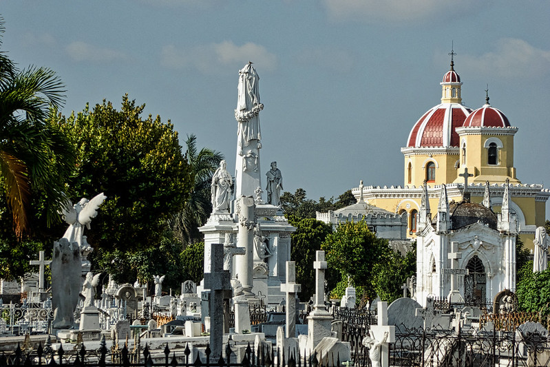 Necropolis Cristobal Colón - Havana