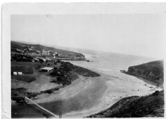 Port Campbell 1930 from Peterborough Road
