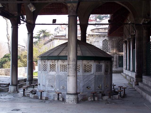 #mihrimahsultancami #mimarsinan #şadırvan
