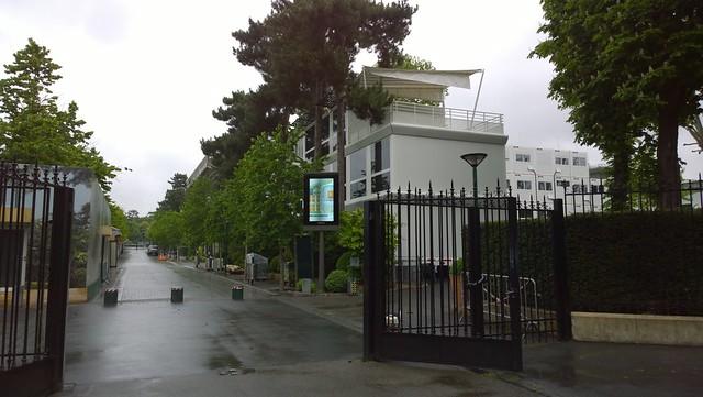 Roland Garros stadium