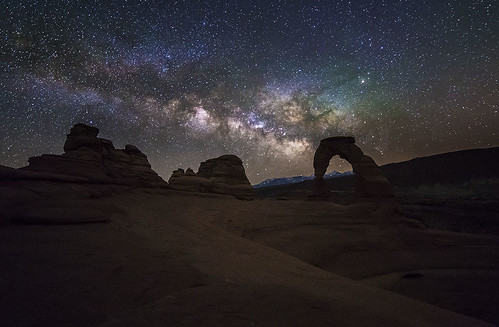 night arch nightscape nightshot galaxy nightsky nightview delicate galactic milkyway bunlee bunleephotography