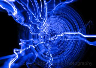 Blue Vortex