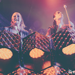 The Knife // Terminal 5 photographed by Chad Kamenshine