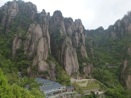 Jiangxi-Sanqing Shan-1 sentier de l'est (120)