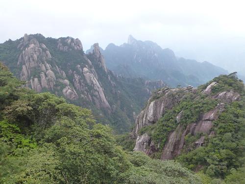 Jiangxi-Sanqing Shan- 2 sentier de l'ouest (28)