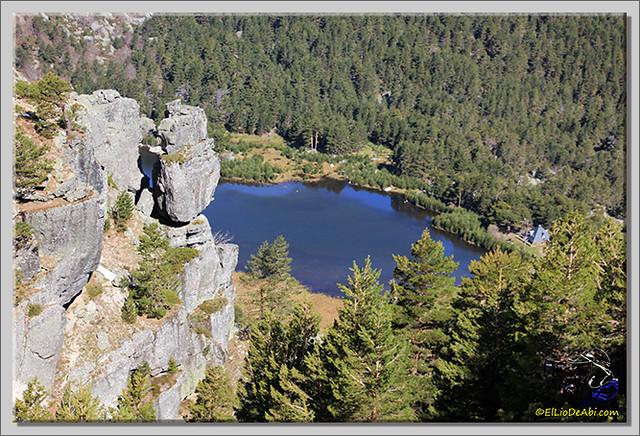 Lagunas de Neila (Burgos) heladas (3)
