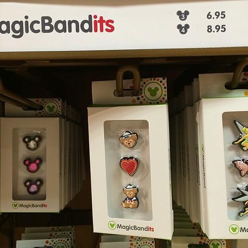 Magic Banditsにダッフィー
