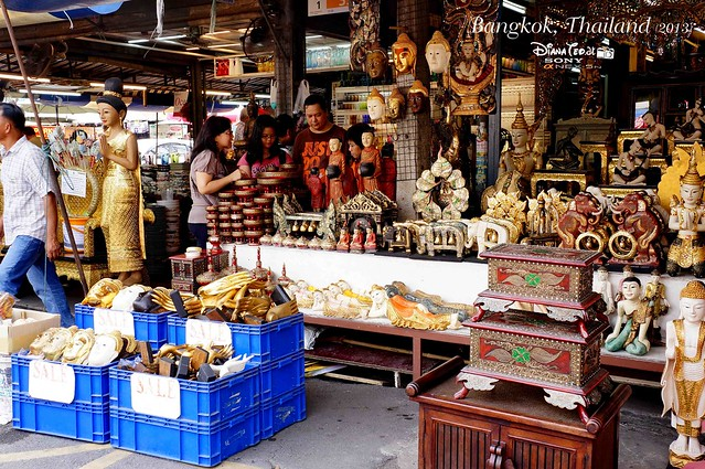 Day 4 Bangkok, Thailand - Chatuchak Weekend Market 04