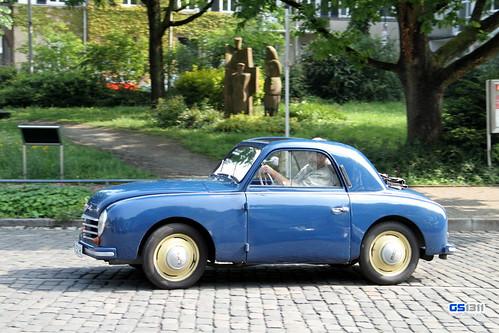 1950 - 1954 Gutbrod Superior