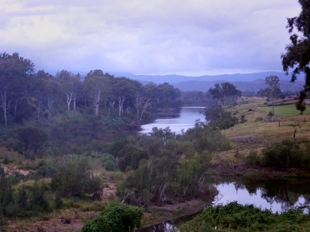 Brisbane River, Lowood