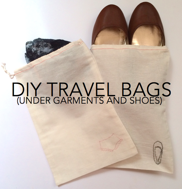 DIY Travel Bags