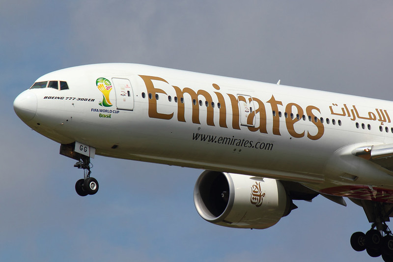 Emirates - B773 - A6-EGG (2)