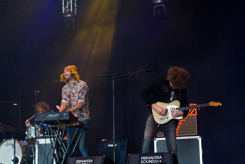 Pond. Primavera Sound 2014