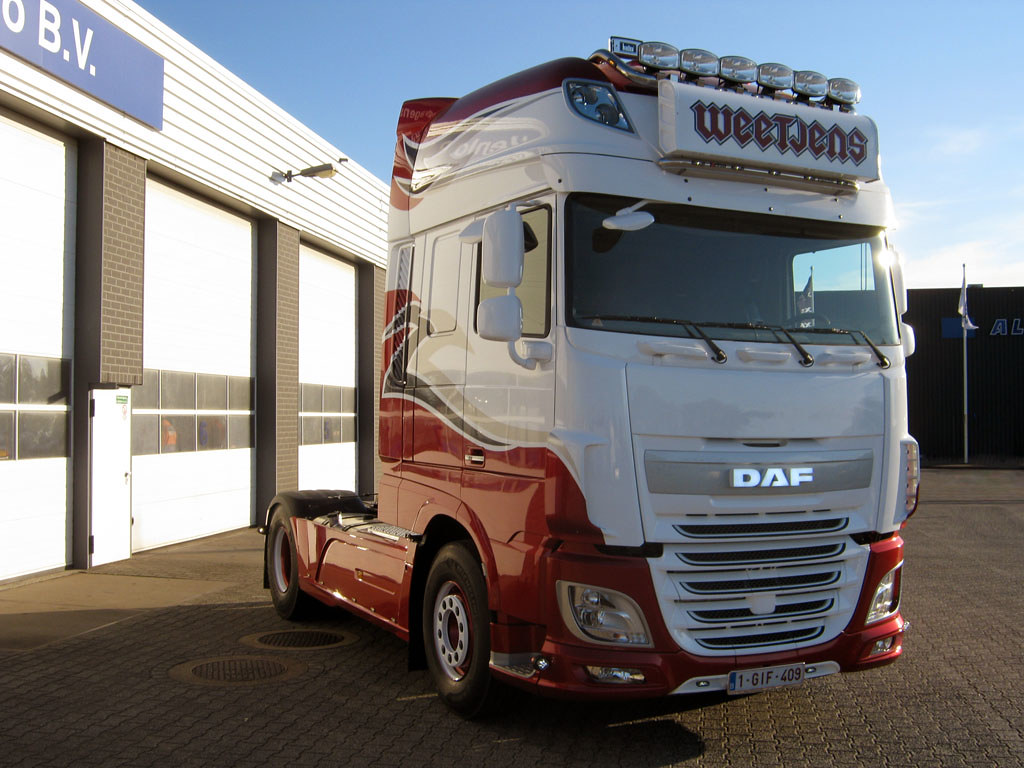 DAF Trucks for Sale  DAF Truck Deals  Imperial Commercials