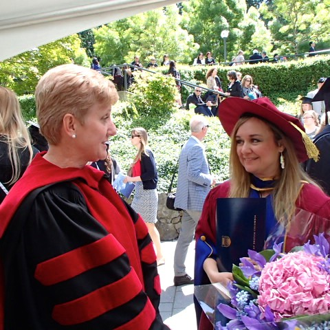MBA Graduation 2014