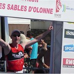 Triathlon Sprint Des Sables D'olonne 2014