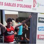 Triathlon Sprint Des Sables D'olonne 2014