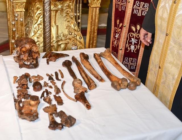 Sfintele Moaste ale Sfantului Constantin Brancoveanu