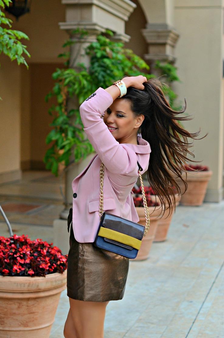 DSC_1412 Pink Zara blazer,