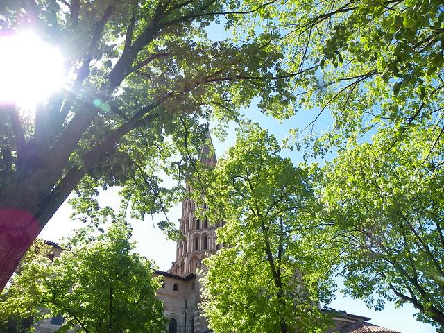 Campanario de Saint-Sernin, Toulouse