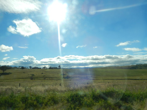 More Drive back to Mudgee