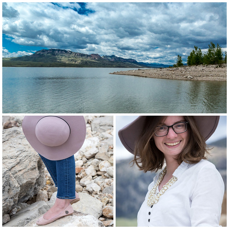 pink, hat, pink, shoes, jeans, white shirt, pearls, outfit, wyoming, never fully dressed, witoutastyle,