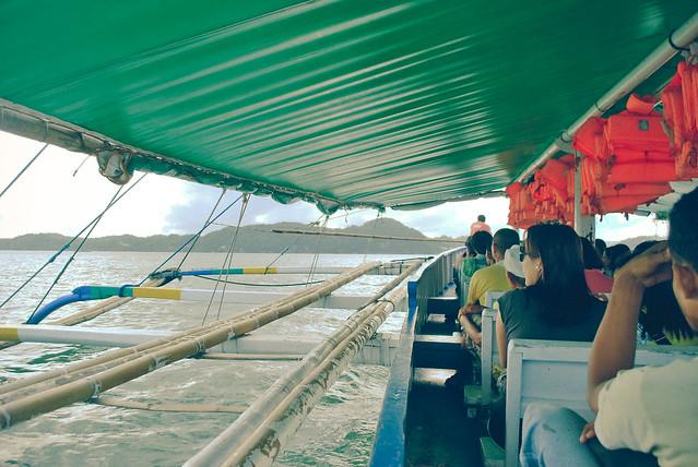 Pump boat to Guimaras from Iloilo