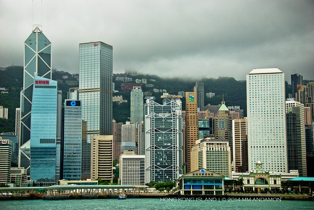 Central District, Hong Kong Island