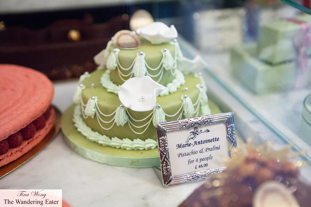 Ladurée at Harrod's