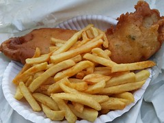 junk food, frying, deep frying, fish and chips, fried food, side dish, steak frites, french fries, food, dish, cuisine, snack food, cooking, fast food,