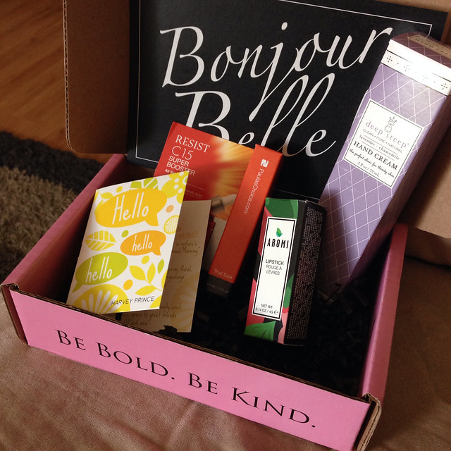 May Peitit Vour Box (vegan and cruelty free)