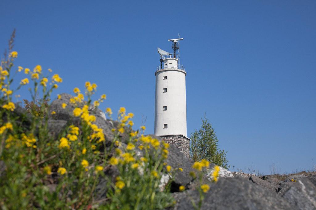 Länsi-Suomenlahden majakkaretki | Rönnskär Lighthouse