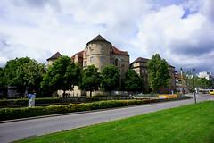 Stuttgart, Old Palace