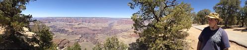 Grand Canyon Pano 2 w/ Dachary