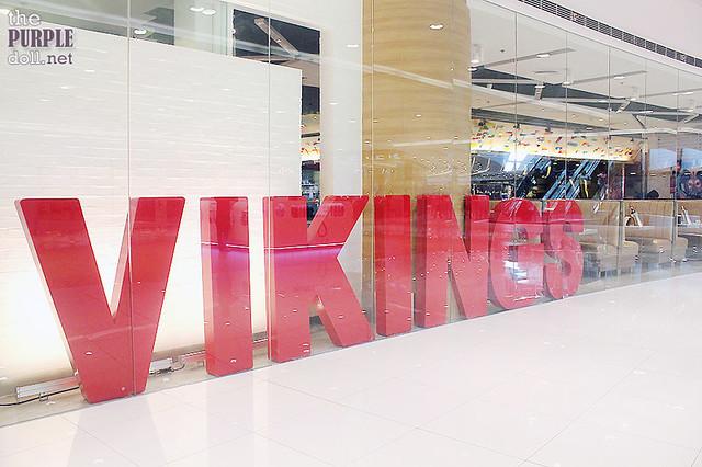 Vikings Luxury Buffet SM Megamall
