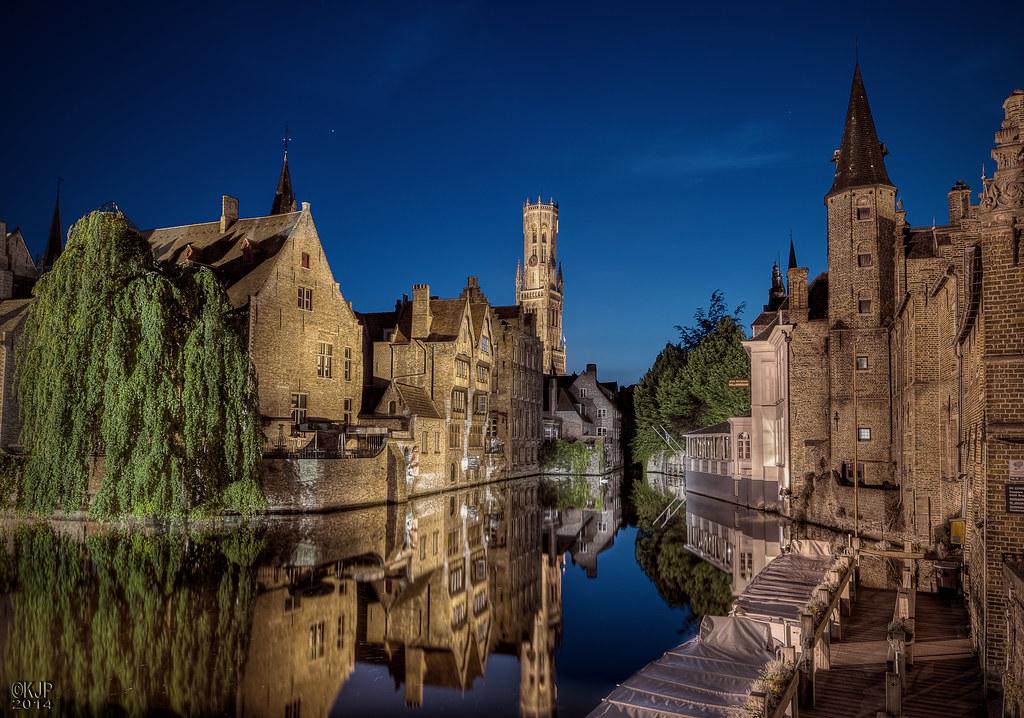 Blue Brugge