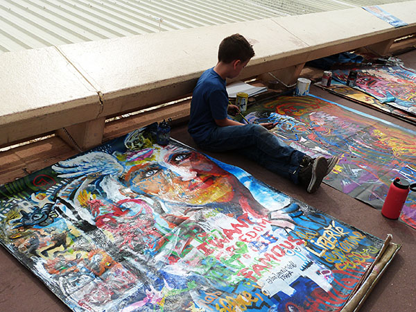 affiches peintes 3